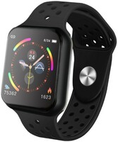 Vezi produsul Smartwatch Techstar¬ģ Sport F9 Negru Waterproof IP67 Functie Bluetooth, Ecran 1.3 inch Conectare Android si IoS in magazinul techstar.ro