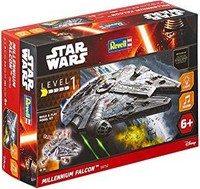 Vezi produsul Revell Build & Play  - Star Wars - Millennium Falcon - 19 in magazinul returnoffer.net