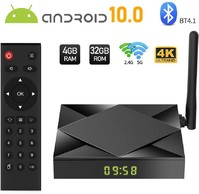 Vezi produsul Smart TV Box Mini PC Techstar¬ģ TX6S, Android 10, 4GB + 32GB ROM, 8K HDR ,WiFi 5GHz, Allwinner H603 in magazinul techstar.ro