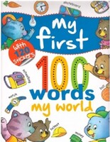 Vezi produsul My first 100 words - My world in magazinul libhumanitas.ro