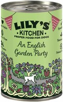 Vezi produsul Hrana umeda pentru caini Lily's Kitchen An English Garden Party 400g in magazinul shop.perfectpet.ro