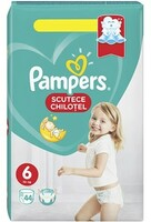 Vezi produsul Scutece chilotei PAMPERS Pants Jumbo Pack nr 6, Unisex, 15+ kg, 44 buc in magazinul Altex.ro