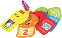 Vezi produsul Set 5 chei Fisher Price in magazinul all4baby.ro