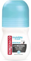 Vezi produsul Deodorant Roll-on Invisible Fresh, 50 ml, Borotalco in magazinul grupdzc.ro