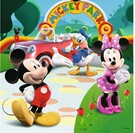 Vezi produsul Puzzle Ravensburger - Clubul Mickey Mouse, 25/36/49 piese (07088) in magazinul welovepuzzle.ro