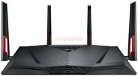 Vezi produsul Router Wireless Asus RT-AC88U, Gigabit, Dual Band, 3100 Mbps, 4 Antene externe in magazinul evomag.ro