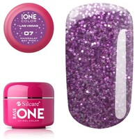 Vezi produsul Gel uv Color Base One Silcare Las Vegas Mandalay Bay Pink 07 in magazinul baseone.ro