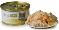 Vezi produsul Brit Care Cat Chicken breast and Cheese, conserva, 80 g in magazinul petmart.ro
