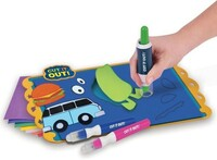 Vezi produsul Set Cut it Out Design Studio, Decupeaza si coloreaza in magazinul pickaboo.ro