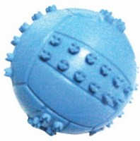 Vezi produsul Jucarie Caine Pet Expert Blue Spike Ball Opt63849 in magazinul animalulfericit.ro