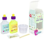 Vezi produsul Slime Set DIY - Stralucire Aurie Tuban TU3143 in magazinul jucariijoey.ro