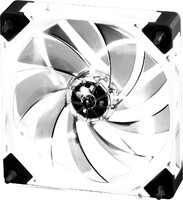Vezi produsul Ventilator SF-F101 black transparent fan 120mm 12V in magazinul sogest.ro