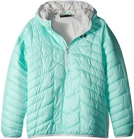 Vezi produsul Under Armour Kids UA ColdGear Anorak (Big Kids) Crystal/Crystal/Stealth Gray in magazinul b-mall.ro