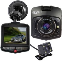 Vezi produsul Camera auto Dubla iUni Dash 806, Full HD, 12Mpx, 2.5 Inch, 170 grade, Parking monitor, G senzor, Senzor de miscare in magazinul techstar.ro