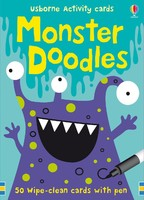 Vezi produsul Monster doodles in magazinul biabooks.ro