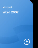 Vezi produsul Microsoft Word 2007, 059-07262 certificat electronic in magazinul forscope.ro