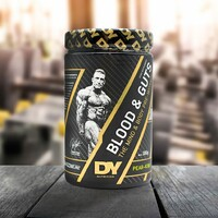 Vezi produsul Blood and Guts Pre-Workout 380g, 20 Por?ii in magazinul dynutrition.ro
