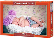 Vezi produsul Puzzle Castorland 1000 piese Little Miracle in Pom Poms in magazinul horus-center.ro