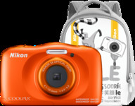 Vezi produsul COOLPIX WATERPROOF W150 backpack kit (orange) in magazinul shop.yellowstore.ro