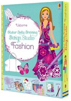 Vezi produsul Sticker Dolly Dressing Design Studio: Fashion in magazinul biabooks.ro