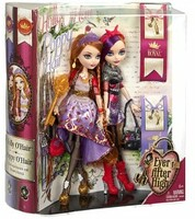 Vezi produsul Papusi Ever after high - Holly si Polly OHair in magazinul ookee.ro
