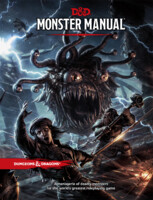 Vezi produsul Dungeons & Dragons Core Rulebook: Monster Manual in magazinul redgoblin.ro