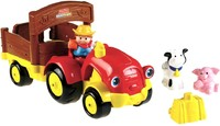Vezi produsul Tractor Fisher Price Little People in magazinul all4baby.ro