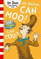 Vezi produsul Mr. Brown Can Moo! Can You? in magazinul biabooks.ro