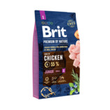 Vezi produsul BRIT Premium By Nature Junior Small S 8 kg in magazinul fera.ro