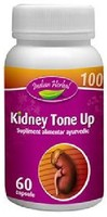 Vezi produsul Capsule Kidney Tone Up 60cps Indian Herbal in magazinul vitamix.ro