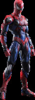 Vezi produsul Play Arts Kai Action Figure: Spider-Man Variant in magazinul redgoblin.ro