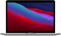 Vezi produsul Apple MacBook Pro 13`` M1/8GB/256GB SSD (space grey) QWERTY MYD82ZE/A in magazinul senetic.ro