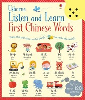 Vezi produsul Listen and learn first Chinese words in magazinul biabooks.ro