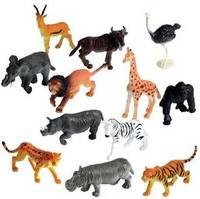 Vezi produsul Animalele Junglei - Learning Resources - Set 60 Figurine - Learning Resources in magazinul esteto.ro