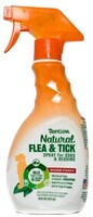 Vezi produsul Spray natural antiparazitar, Tropiclean Flea & Tick, 473ml in magazinul petmart.ro