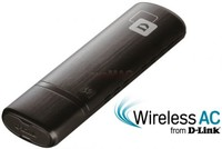 Vezi produsul Adaptor wireless D-Link DWA-182, 1200 Mbps, Dual Band, Antena interna in magazinul evomag.ro