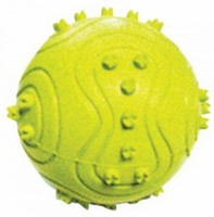 Vezi produsul Jucarie Caine Pet Expert Green Spike Ball Opt63851 in magazinul animalulfericit.ro