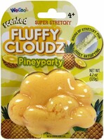 Vezi produsul Slime parfumat cu surpriza Compound Kings - Fluffy Cloudz, Pineyparty, 120 g in magazinul noriel.ro