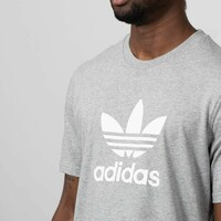 Vezi produsul adidas Trefoil Tee Medium Grey Heather in magazinul footshop.ro