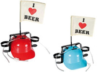 Vezi produsul Casca de baut I Love Beer in magazinul 3gifts.ro