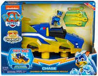 Vezi produsul Masinuta Paw Patrol, Chase Charged Up Transforming Vehicle in magazinul noriel.ro