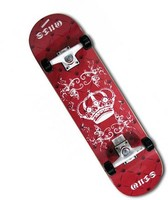 Vezi produsul Skateboard artar canadian SPARTAN Canadian Maple Deck in magazinul marketsport.ro
