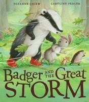 Vezi produsul Badger and the Great Storm in magazinul biabooks.ro