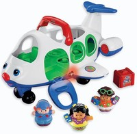 Vezi produsul Avion Fisher Price Little People in magazinul all4baby.ro