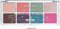 Vezi produsul ESSENCE ALL ABOUT EYESHADOWS PALETTES MAGICAL FOREST 07 in magazinul 1001cosmetice.ro