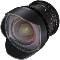 Vezi produsul Samyang 14mm MKII T3.1 Cine DS Lens Canon EF in magazinul westbuy.ro