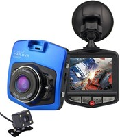 Vezi produsul Camera auto Dubla iUni Dash 806, Full HD, 12Mpx, 2.5 Inch, 170 grade, Parking monitor, G senzor, Senzor de miscare, Blue in magazinul techstar.ro