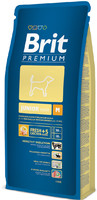 Vezi produsul Brit Premium by Nature Junior Medium, 3 kg in magazinul petmart.ro