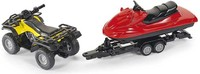 Vezi produsul QUAD WITH TRAILER AND SNOW MOBILE in magazinul bestvalue.eu