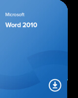 Vezi produsul Microsoft Word 2010, 059-07628 certificat electronic in magazinul forscope.ro